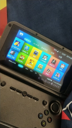 GPDXD升级版安卓掌上游戏机畅玩和平精英吃鸡手游王者荣耀经典怀旧psp街机NDS模拟器掌机 XD+保护包 顺丰发货 晒单图
