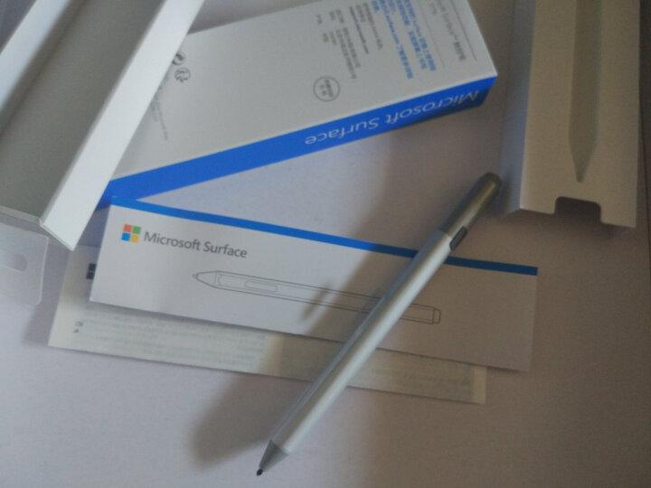 微软(Microsoft)Surface Pro 特制版专业键盘盖(亮铂金) 晒单图