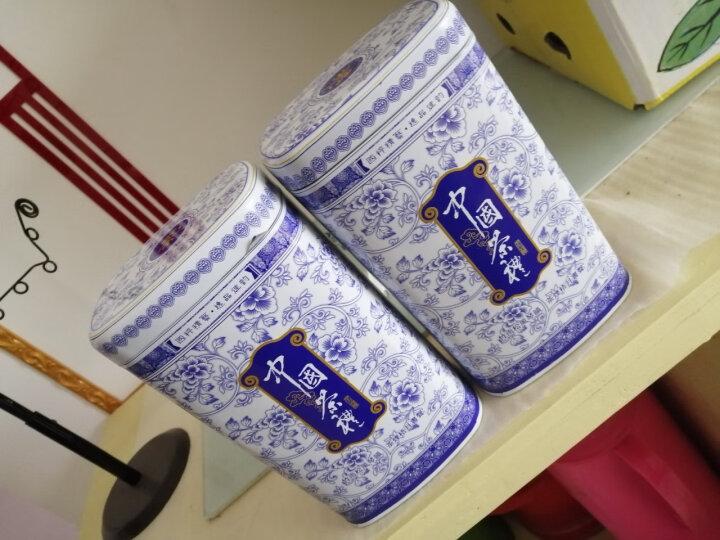 500g大份量三佳缘 绿茶 茶叶 龙井茶 礼盒装茶 晒单图