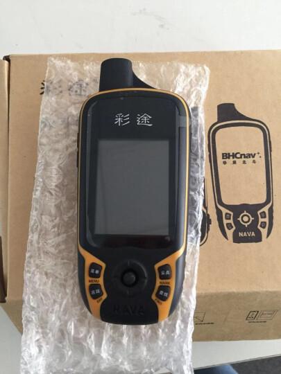 彩途K20H手持GPS定位仪北斗高精度面积测亩仪K62B经纬坐标度测量仪K82B户外导航卫星接收机 K82B 晒单图