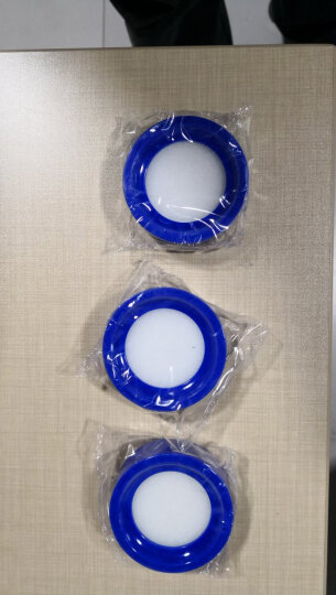 可得优(KW-triO) SS-01 财务点钞湿手器 海绵缸 湿手棉 沾手器 晒单图