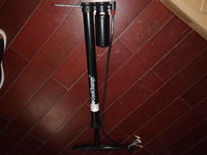 酷改(Coolchange) 打气筒自行车便携式高压汽车摩托车电动车美法嘴篮球气球充气筒迷你家用气筒 高压带气泵款(长款) 晒单图