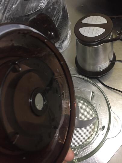 韩国现代(HYUNDAI) 绞肉机 家用 电动搅拌机 不锈钢多功能绞馅碎肉碎菜 料理机婴儿辅食机 晒单图
