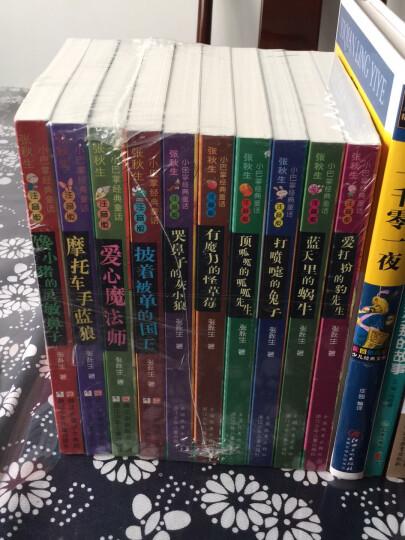 张秋生小巴掌经典童话注音版品藏(套装共10册) 晒单图
