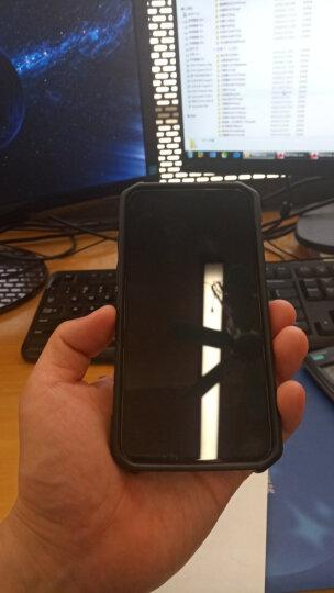 UAG 苹果iPhone Xs/X (5.8英寸)通用 防摔手机壳/保护壳钻石系列 钻石灰 晒单图