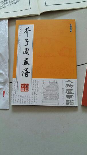 芥子园画谱:人物屋宇 晒单图