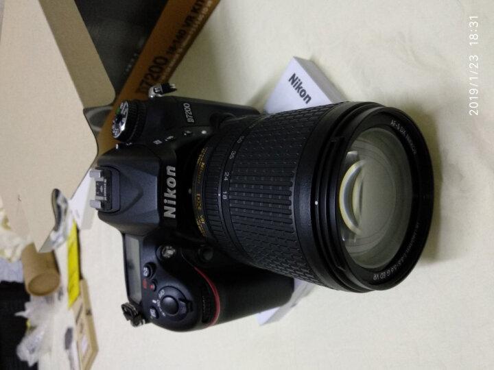 尼康/Nikon  d7200中端数码单反照相机 套机 机身 搭配腾龙18-200VC镜头套装 晒单图