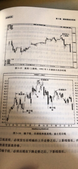 华章经典·金融投资:蜡烛图方法从入门到精通(珍藏版) 晒单图