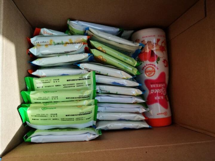 禾泱泱(Rivsea)米饼原味32g(2片X10袋)宝宝磨牙零食 儿童饼干 晒单图