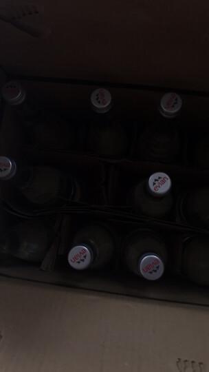 依云evian 天然矿泉水法国小瓶原装进口纯净饮用水 玻璃依云750ml*12瓶 晒单图