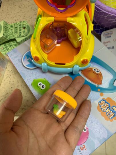 汇乐玩具(HUILE TOYS)789 益智玩具 电动组装工具车万向卡通工程车 电钻音乐组装拆装车 晒单图