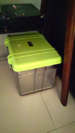 锐玛(EIRMAI) R20 单反相机防潮箱 镜头收纳箱 相机干燥箱 大号,送大号吸湿卡 炫绿色 晒单图