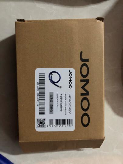 九牧(JOMOO) 卫浴配件不锈钢塑钢管双头软管耐高温抗拉伸弯曲塑钢管  H4139 50CM 晒单图