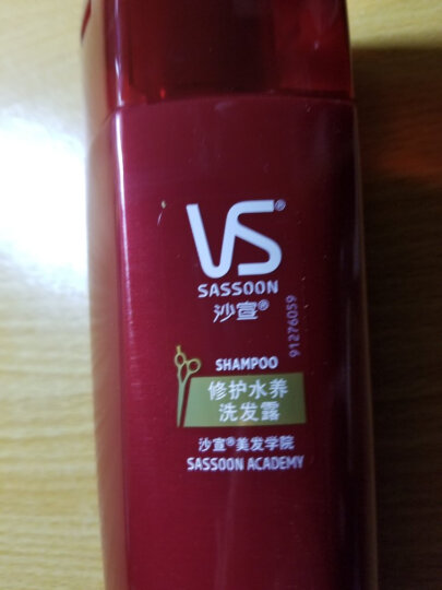 沙宣洗发水修护水养400ml(男女通用 洗发露 新老包装随机发货) 晒单图