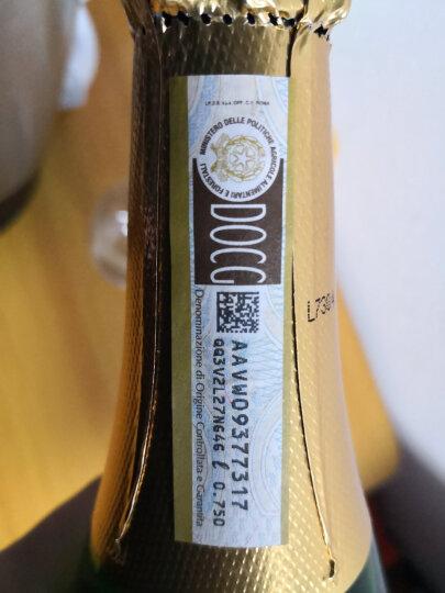京东海外直采 意大利布朗尼 阿斯蒂甜白起泡酒/气泡酒 皮埃蒙特产区 750ml 原瓶进口 晒单图