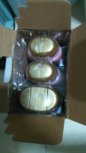 淳萃(Ultra DOUX)水舞樱花明星爱心礼盒洗护套装(洗发水400ml+护发素400ml赠洗发水400ml) 晒单图