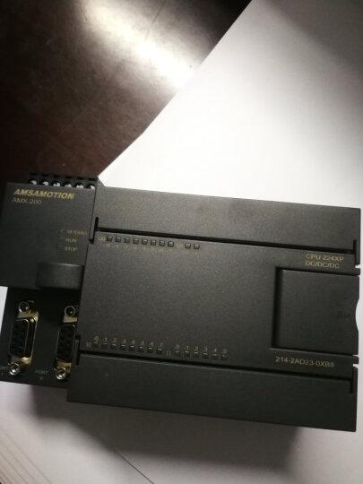 国产兼容西门子S7-200plc可编程控制器CPU224XP带模拟量模块214-2BD23-0XB8 晶体管214-2AD23-0XB8 晒单图