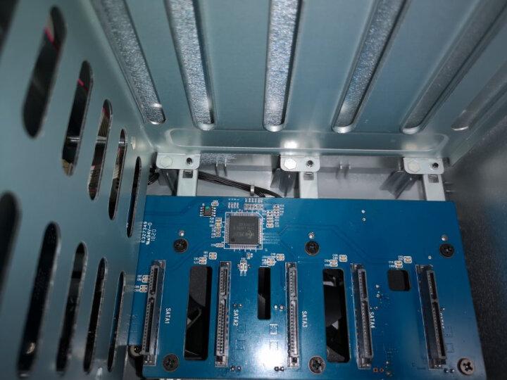 铁威马(TerraMaster) 新F4-300 4盘RAID磁盘阵列盒阵列柜 USB3.0硬盘盒 Type-c(非NAS网络存储云存储) 晒单图