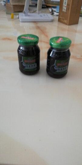 爱果士(ANDROS) 黑莓果肉果酱 150g 晒单图