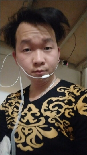 漫步者(EDIFIER) H180P 手机耳机 立体声耳塞 兼容性强 可通话 珠光白 晒单图