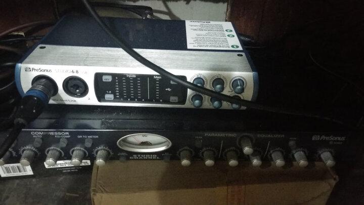 PRESONUS studio24C/26/68c1810/1824外置独立USB录编曲音频接口声卡 晒单图