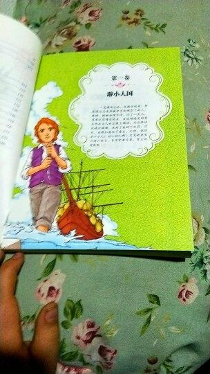 尼尔斯骑鹅历险记(彩绘注音版)/素质版·小学语文新课标必读丛书,智慧熊图书 晒单图