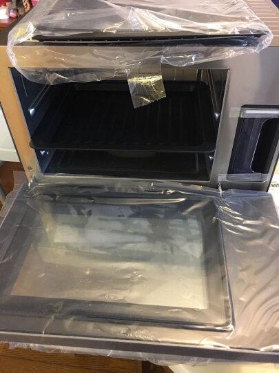 德国巴科隆(BAKOLN)蒸箱烤箱蒸烤箱电蒸汽烤箱家用台式28L容量蒸烤二合一体机蒸烤炉BK-28D 晒单图