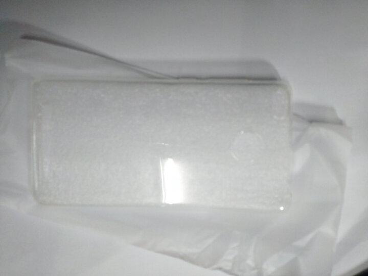 ESCASE 小米 红米3S手机壳 红米3S保护壳 透明手机套 硅胶软壳 适用红米3S 5.0英寸  本色 晒单图