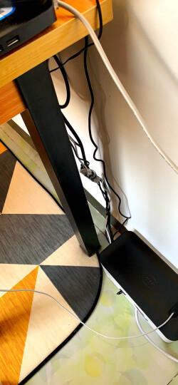安普康(AMPCOM)自锁式尼龙扎带 理线带 50支装 线缆网线电话线标签标牌记号扎带 白色 AMZD50(WH) 晒单图