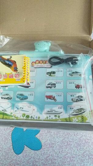 猫贝乐 有声挂图发声看图识字卡片汉语拼音字母数字儿童益智玩具婴幼儿认字3-6岁 (经典挂图)英文字母+拼音+学数学+汉字+日常用品 晒单图