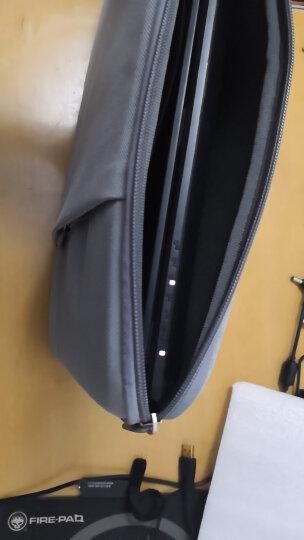 奥维尼 笔记本内胆包14.5英寸联想小新轻薄戴尔灵越惠普超极本索尼电脑包 BM-145 灰色 晒单图