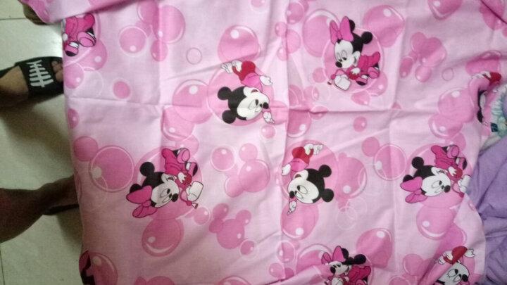 海之洋 幼儿园儿童卡通床垫宝宝全棉床褥子婴儿床垫被可拆洗床垫 叮当猫 床垫套+棉花垫芯1.5斤 晒单图