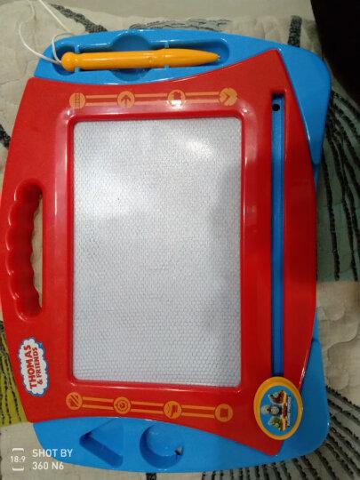 托马斯和朋友(Thomas&Friends)儿童卡通绘画画板黑板写字板 小号彩色磁性画板 T001 晒单图