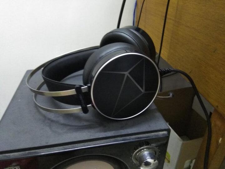 达尔优(dareu) EH722钻石版 耳机 耳麦 游戏耳机 电脑耳机 耳机头戴式 头戴式耳机 晒单图