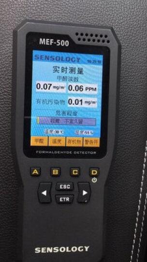博世(BOSCH)车载空气净化器除甲醛汽车净化器除新车雾霾烟味异味PM2.5车内除味AM101 红色 晒单图
