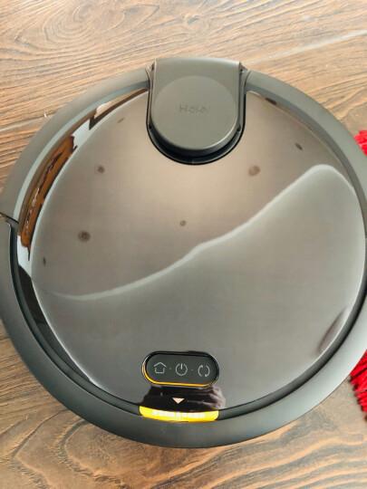海尔(Haier)扫地机器人M3智能湿拖家用电器全自动扫拖一体机360激光导航规划无线自动毛发吸尘器 玛奇朵TAB-T750B 晒单图