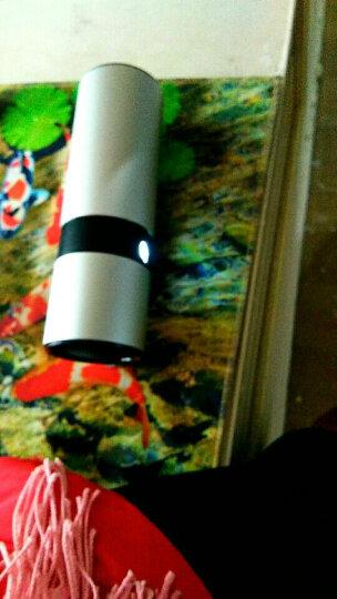 坚果P2投影仪 家用迷你高清办公小型会议移动便携式投影机3D智能无线wifi微型影院家庭电视手机同屏 【太空银】原厂标配 晒单图