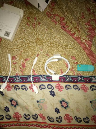 摩奇思(mokis)Type-C耳机转接头 3.5转接线 音频线转换线接头 适用于乐视手机 10cm 白色 晒单图