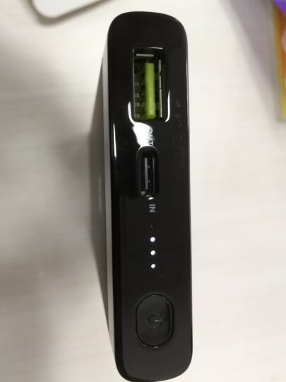 华为(HUAWEI)10000毫安 充电宝/移动电源 9V2A快充版 摩卡金 适用于华为P20/Mate10/P10/nova3e系列等 晒单图