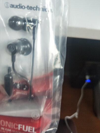 铁三角 COR150 入耳式耳挂运动跑步音乐耳机 黑色 手机耳机 轻巧机身 晒单图