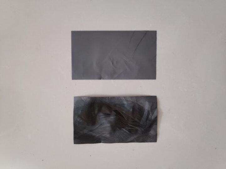 Gatsby杰士派劲强炭黑吸油膜70片清洁毛孔面部吸油纸男女原装进口 晒单图
