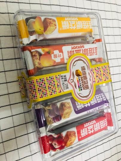 维维嚼益嚼(SOYJOY)水果大豆营养棒彩虹促销27g*7支装 晒单图