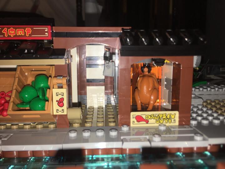 乐高 幻影忍者系列 6岁-14岁 忍者大战红蛇战士 70621 儿童 积木 玩具LEGO 晒单图