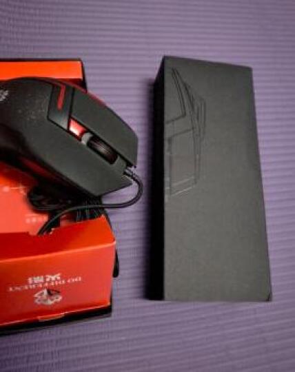 火影 电竞鼠标 四档可调DPI速率 笔记本电脑有线鼠标 游戏电竞鼠 晒单图