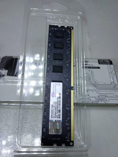 十铨(Team)DDR3 1600 8G 台式机内存 晒单图