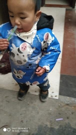 樱舒(Enssu)婴儿牙刷 儿童牙刷硅胶训练阶段宝宝软毛幼儿牙刷1-2-3岁 ES2900(颜色随机) 晒单图