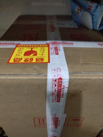 永丰二锅头 永丰牌北京二锅头酒出口型小方瓶纯粮食酒 清香型白酒 50度 棕标整箱(500ml*12瓶) 晒单图