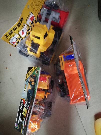 儿童挖掘机玩具挖土机模型 宝宝小型/大型/超大号挖掘机四轮手动/遥控电动可坐人可骑工程车 超大号黄色手动和遥控可坐人挖掘机 晒单图