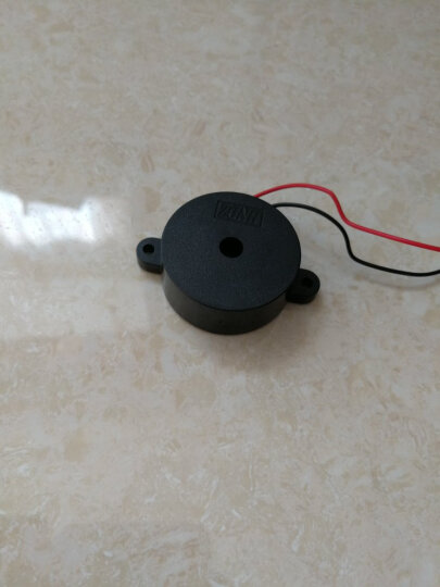 vexgHYD-4216压电式蜂鸣器电子讯响器连续声/断续声 DC3-24V连续声 晒单图