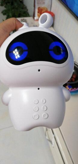智力快车 R2智能机器人5.0 WiFi儿童早教故事机学习机语音对话聊天音乐益智玩具 小胖互动陪伴 豪华版16G+百科问答+中英翻译+亲情互聊 晒单图